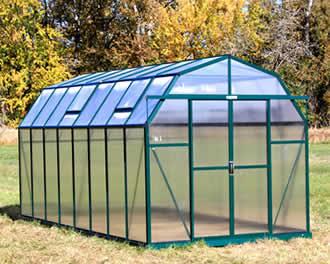 Grandio Elite Greenhouse 8x16 Grandio 8 Ft X 16 Ft