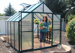 Canada Greenhouses and Greenhouse Kits - On Sale Now Grandio
